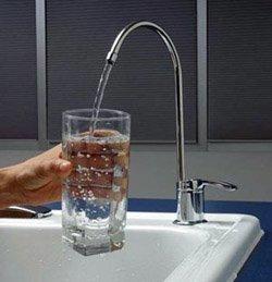 Установка фильтра очистки воды город Омск