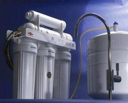Установка фильтра очистки воды в Омске