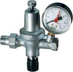 Установка редуктора давления воды в Омске, подключение регулятора давления воды в г.Омск