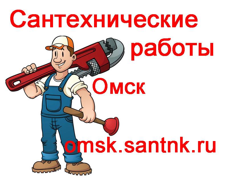 Сантехнические работы в Омске